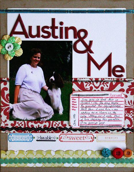 Austin LO 12