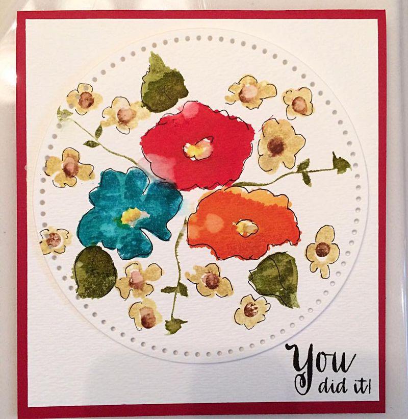 Poppycard